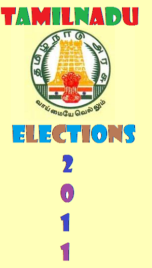 A Report – Tamil Nadu Election 2011 « ASIK NEWS